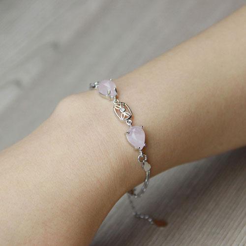 bracelet femme argent cristal 9500119 pic4