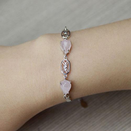 bracelet femme argent cristal 9500119 pic5