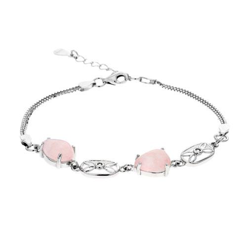 bracelet femme argent cristal 9500119