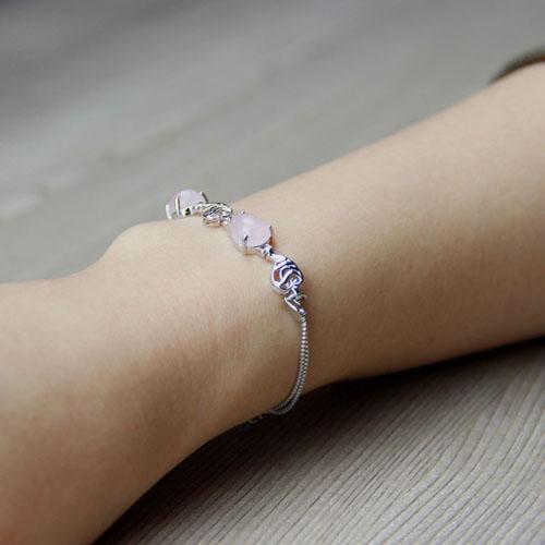 bracelet femme argent cristal 9500120 pic4