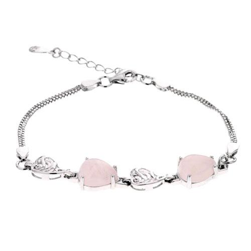 bracelet femme argent cristal 9500120