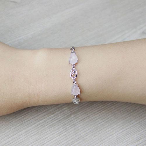 bracelet femme argent cristal 9500121 pic4