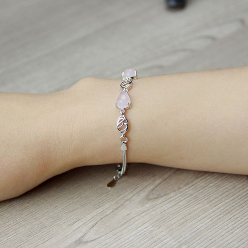 bracelet femme argent cristal 9500121 pic5
