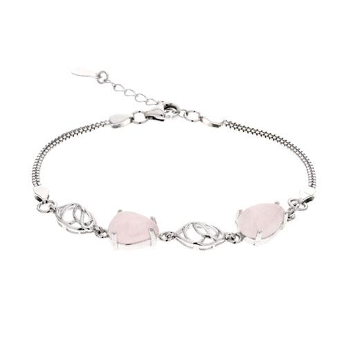 bracelet femme argent cristal 9500121