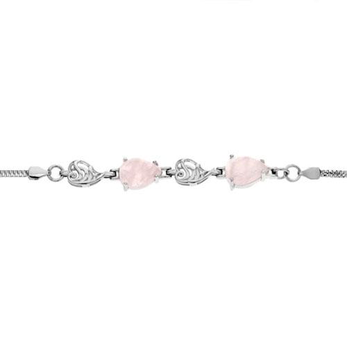 bracelet femme argent cristal 9500123 pic2
