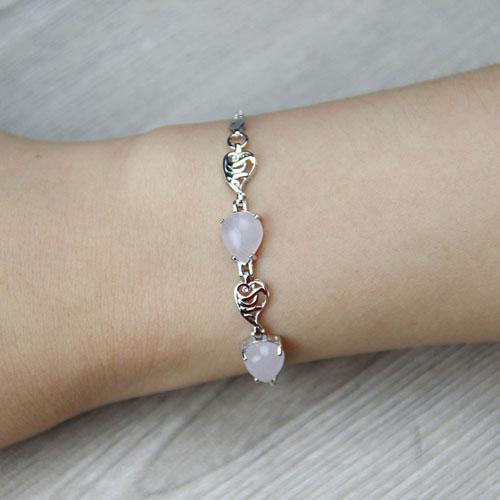 bracelet femme argent cristal 9500123 pic4