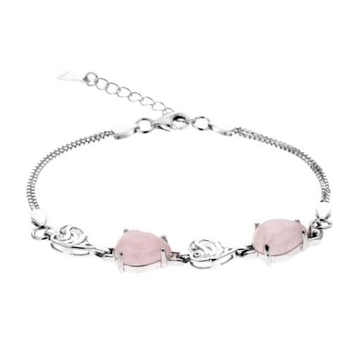 bracelet femme argent cristal 9500123