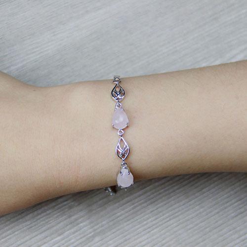 bracelet femme argent cristal 9500124 pic4