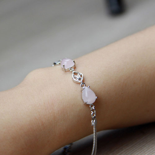 bracelet femme argent cristal 9500124 pic5