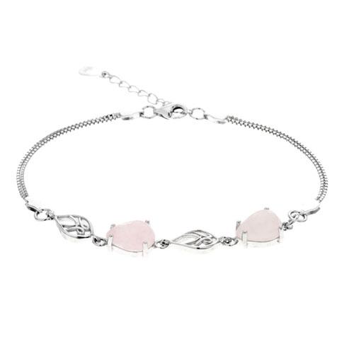 bracelet femme argent cristal 9500124