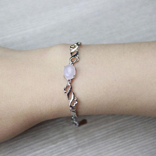 bracelet femme argent cristal 9500125 pic4