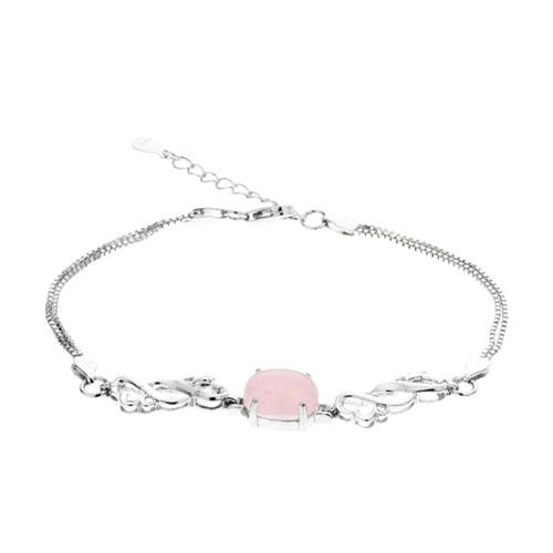 bracelet femme argent cristal 9500125