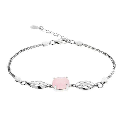 bracelet femme argent cristal 9500126