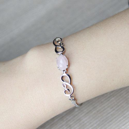 bracelet femme argent cristal 9500127 pic4
