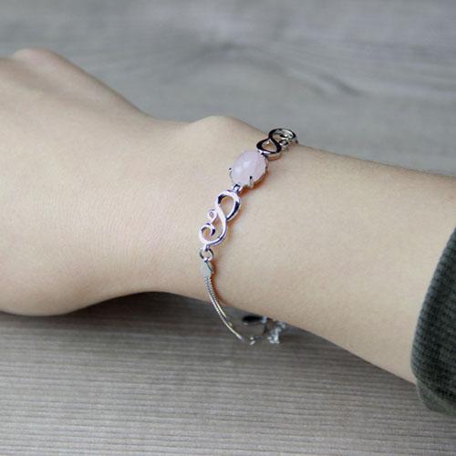 bracelet femme argent cristal 9500127 pic5