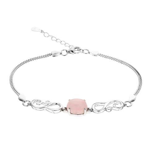 bracelet femme argent cristal 9500127