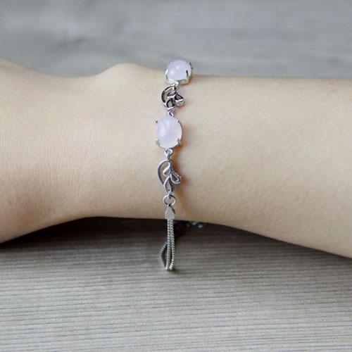 bracelet femme argent cristal 9500128 pic4