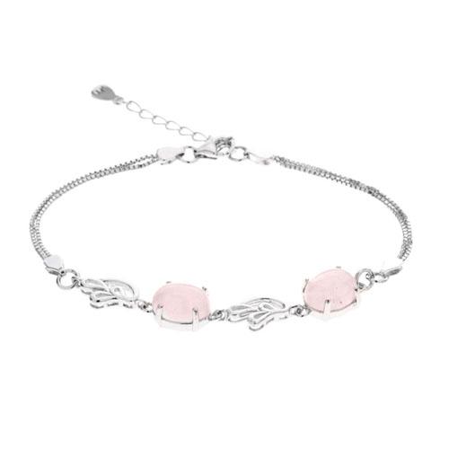 bracelet femme argent cristal 9500128