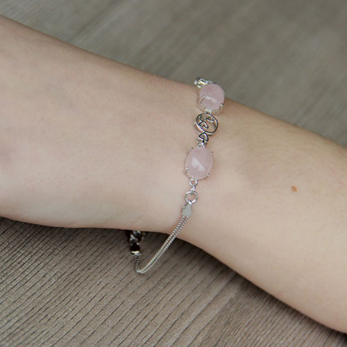 bracelet femme argent cristal 9500129 pic4