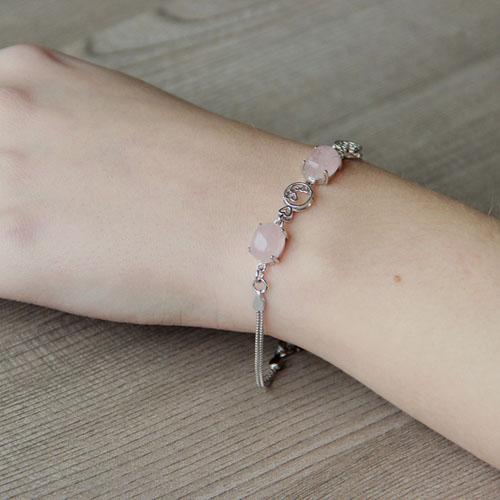 bracelet femme argent cristal 9500129 pic5