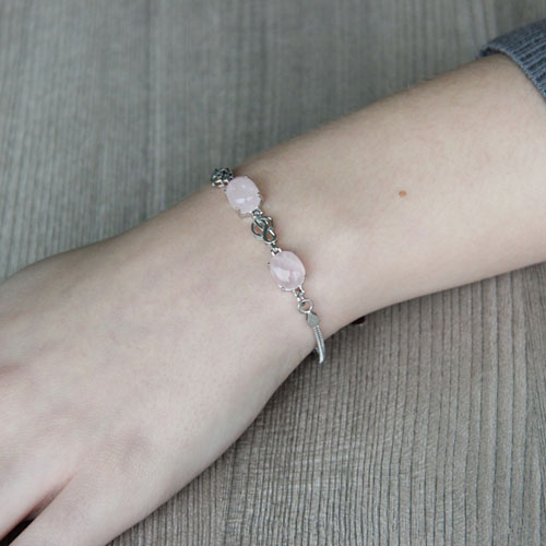 bracelet femme argent cristal 9500146 pic4