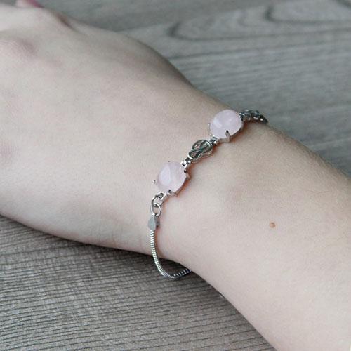 bracelet femme argent cristal 9500146 pic5