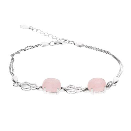 bracelet femme argent cristal 9500146