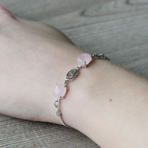 bracelet femme argent cristal 9500147 pic5