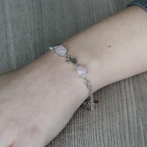 bracelet femme argent cristal 9500148 pic4