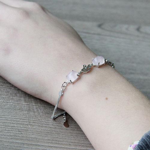bracelet femme argent cristal 9500148 pic5