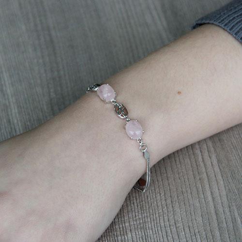 bracelet femme argent cristal 9500150 pic4