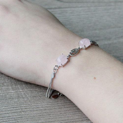 bracelet femme argent cristal 9500150 pic5