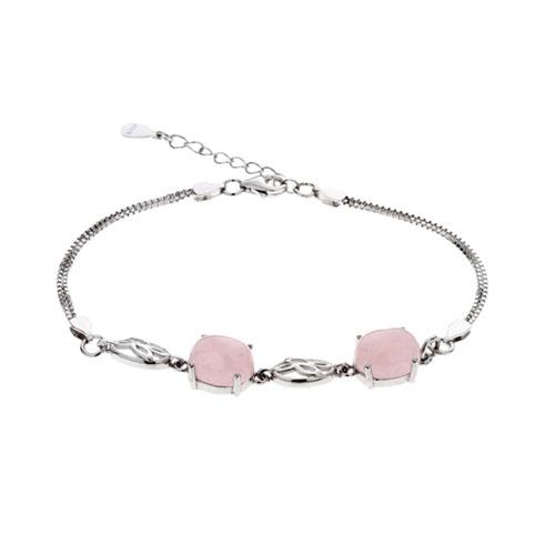 bracelet femme argent cristal 9500150