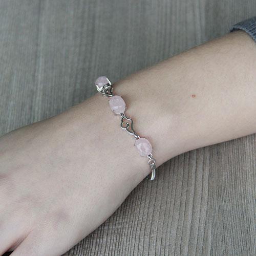 bracelet femme argent cristal 9500151 pic4