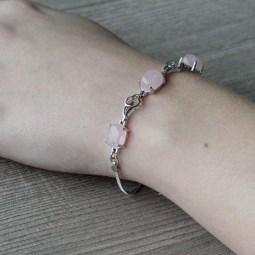 bracelet femme argent cristal 9500151 pic5