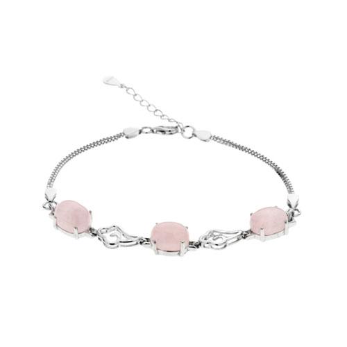 bracelet femme argent cristal 9500151