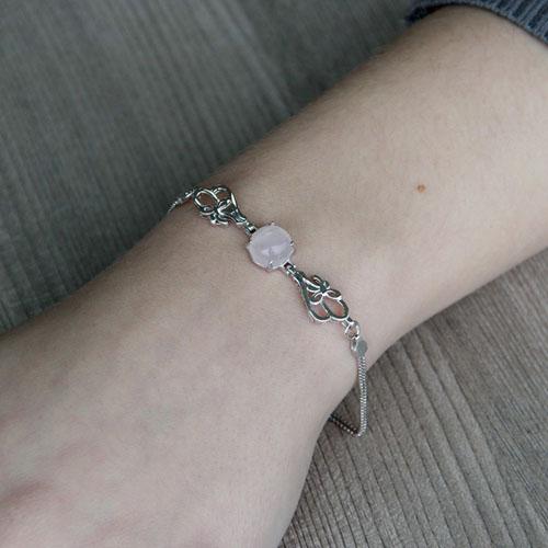 bracelet femme argent cristal 9500152 pic4