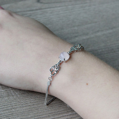 bracelet femme argent cristal 9500152 pic5
