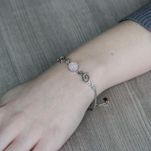 bracelet femme argent cristal 9500153 pic4