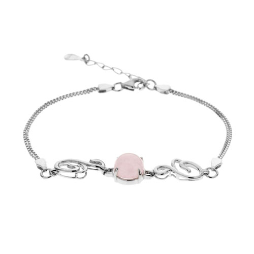 bracelet femme argent cristal 9500153