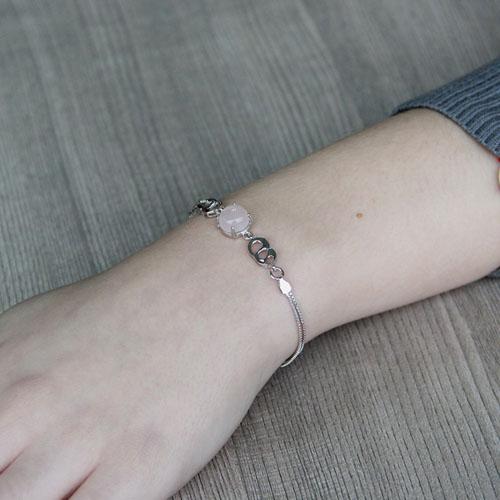 bracelet femme argent cristal 9500154 pic4