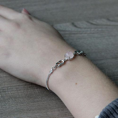 bracelet femme argent cristal 9500154 pic5