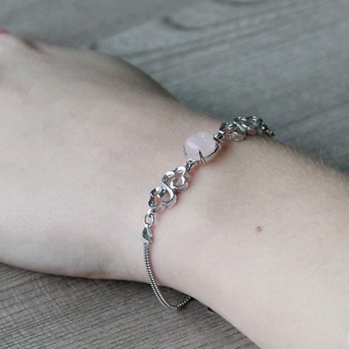 bracelet femme argent cristal 9500155 pic5