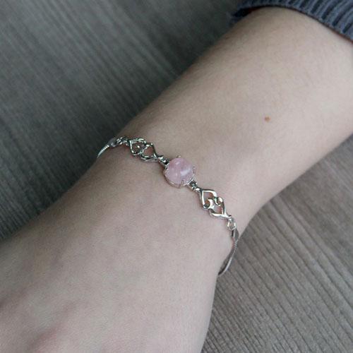 bracelet femme argent cristal 9500156 pic4