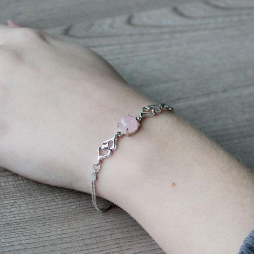 bracelet femme argent cristal 9500156 pic5