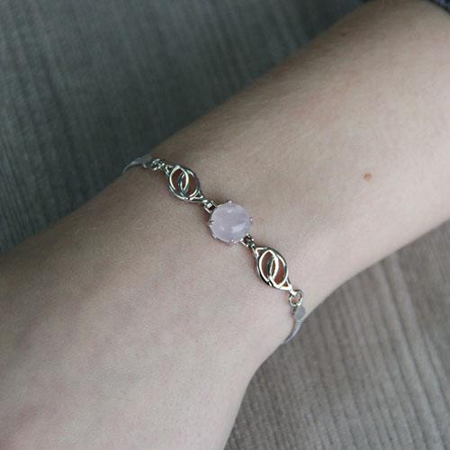 bracelet femme argent cristal 9500157 pic4