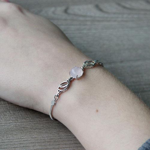 bracelet femme argent cristal 9500157 pic5