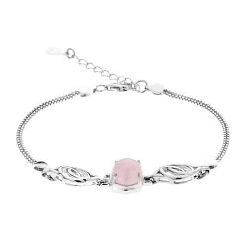 bracelet femme argent cristal 9500157