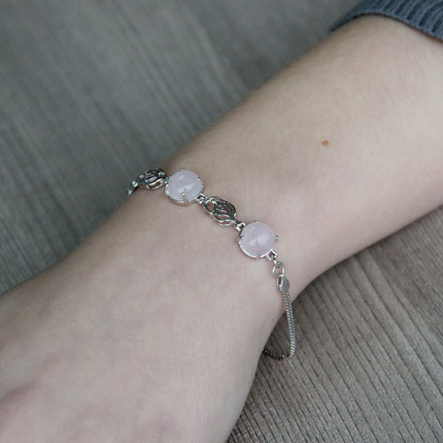 bracelet femme argent cristal 9500158 pic4