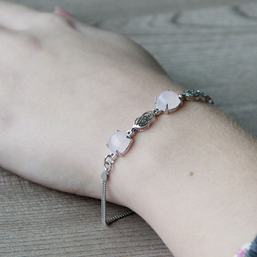 bracelet femme argent cristal 9500158 pic5